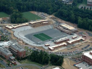 Geo-Technical Engineering UNCC Football