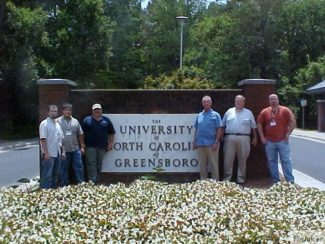 UNCG-Web Based Asbestos Management System