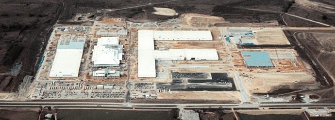 Hyundai Automotive Plant Alabama