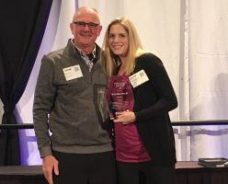 S&ME's Cline Receives John R. Browning Young Professional Award