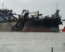 Dredging and Beneficial Use of Dredged Material