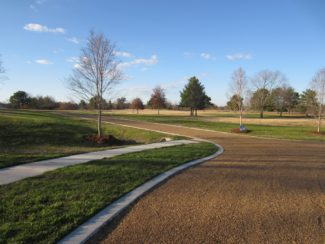 Eastern Flank Battlefield Park Improvements