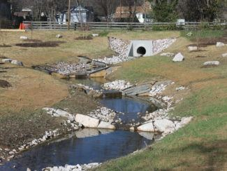 Banks Avenue Regenerative Stream