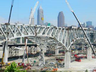 Eastbound Innerbelt Bridge Construction Contract Group 2 (CCG2)