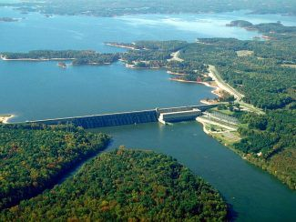 John H. Kerr Dam & Reservoir Shoreline Stabilization Environmental Assessment