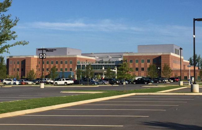 Veterans Administration Health Care Center Kernersville - S&ME