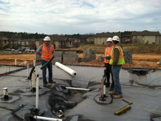 Retreat at Raleigh Brownfield Site