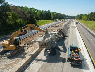 "I-40 / I-440 Reconstruction – I-5338/I-5311 ""Fortify"" Design-Build"