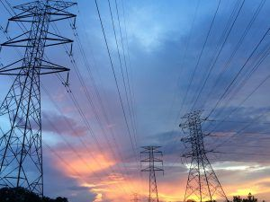 energy transmission lines