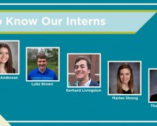 Get To Know Our Interns!